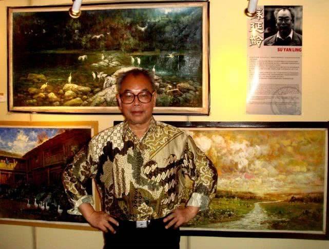 当代最具收藏价值艺术油画家苏延龄作品赏析