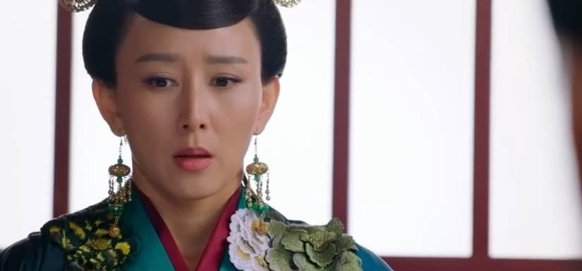 江皇后从宫外找了一个新的宫女 打算放在妲己旁边 没想到那个人是利尔