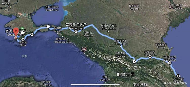 自己总结的俄罗斯旅游贴士,第一次去需要提前了解,记得收藏