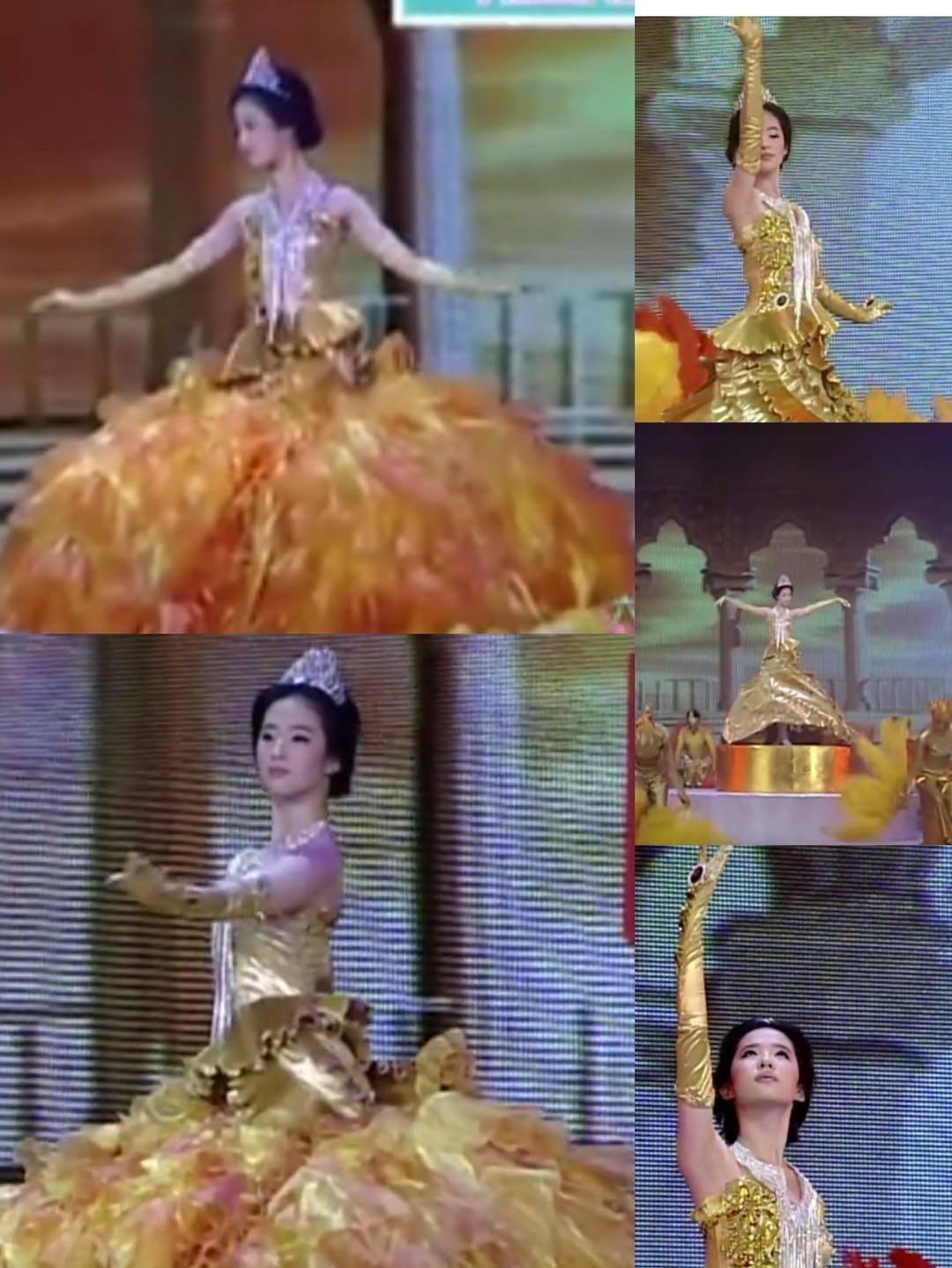 金鹰女神打开方式,刘诗诗最风光,李小璐最平淡,宋茜最黯淡