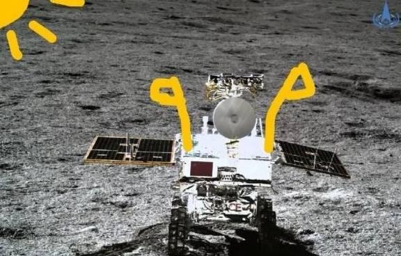 行走289.769米!玉兔2号捕捉多张超凡月球照片,曾发现不寻常物质