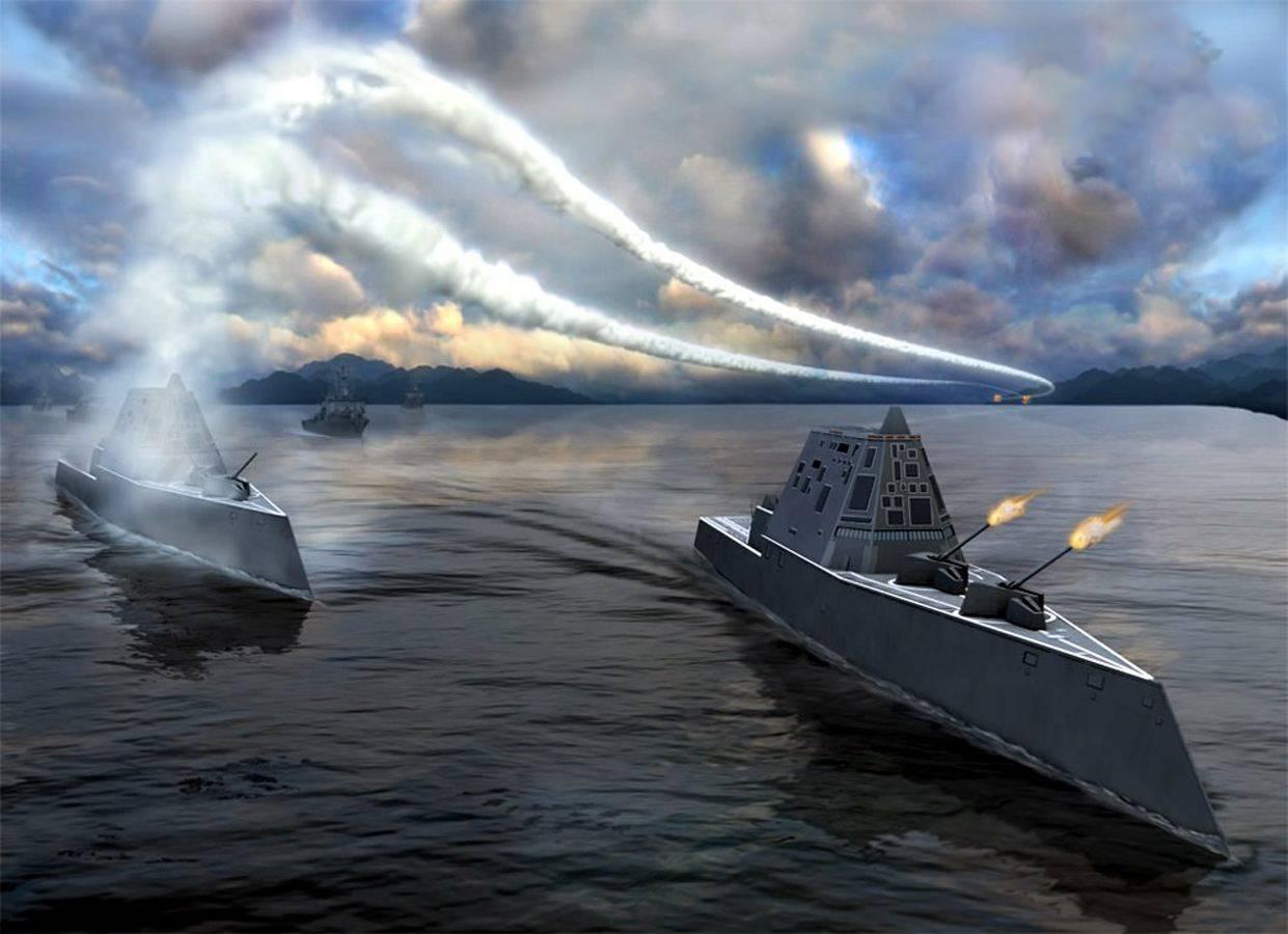 原创   美DDGNext驱逐舰公布:融合中俄舰艇理念,或改变海战样式    第1张