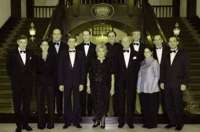 全球五大富有家族,各个富可敌国,看看他们是谁?