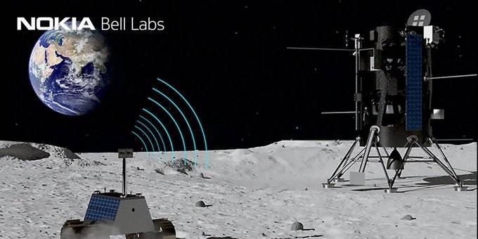 【NASA 计划与诺基亚联手打造月球 4G 服务,并最终过渡到 5G】