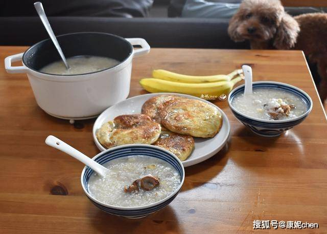 晒两口子的家常早餐,6天不重样但都简单又营养,网友:认真生活