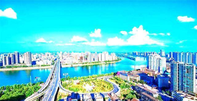 衡阳gdp_湖南这座城市GDP超越了株洲、衡阳,却至今没有通高铁!