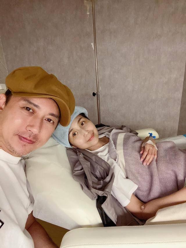 一路走好!前TVB主播林子博爱妻因癌症离世,结婚17年不离不弃