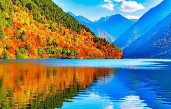 中国最适合秋天的5个旅游景区,人少景美,再不出发就快到冬天了!
