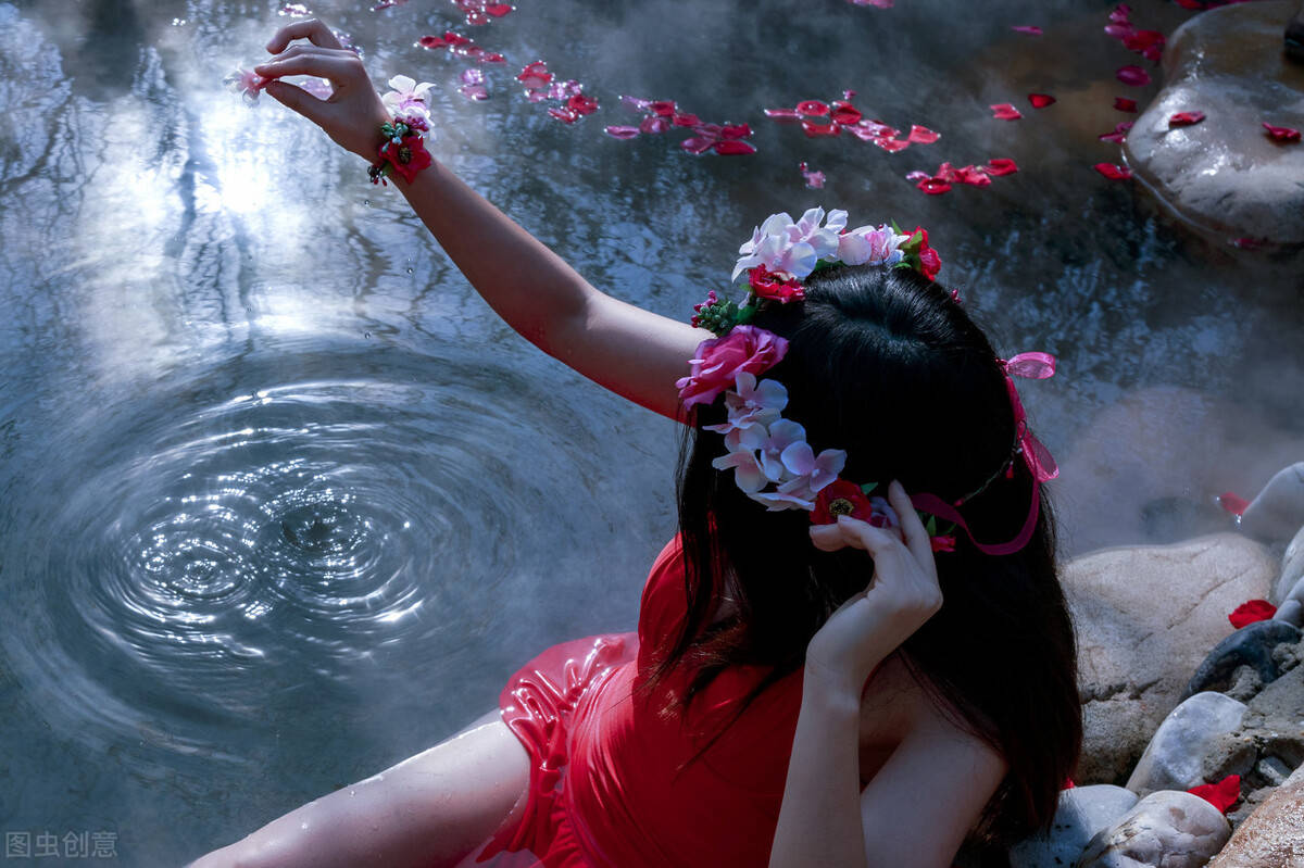 英山四季花海温泉怎么样 寻一份静谧与闲适