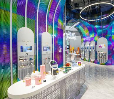 美图公司技术赋能美妆行业,助力B+油罐打造未来式零售体验