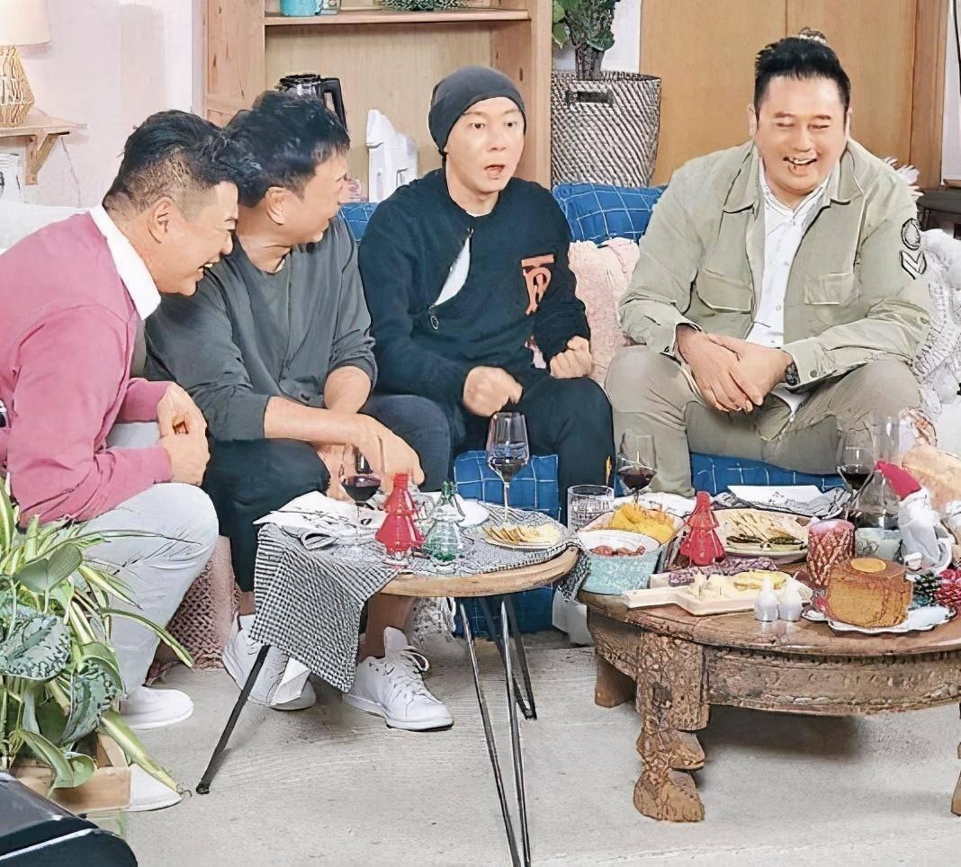 """张卫健、麦长青为《双祥见》做嘉宾,黎耀祥首谈""""一夜情""""经历"""