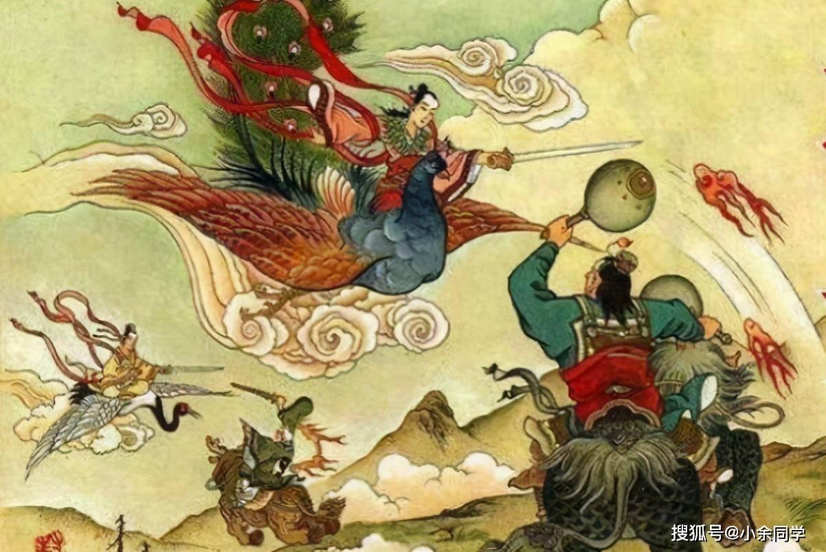 封神演义中的四大阵法,都出自截教,应该如何排名