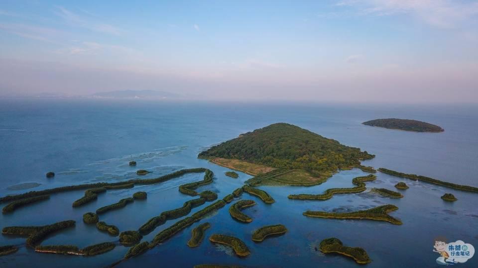 太湖之中隐藏最好的一座岛,有小蓬莱之称,少有人知宛若世外桃源