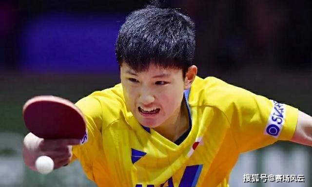 张本智和换发型,野心却不变!拜拳王为师练体能,叫板樊振东