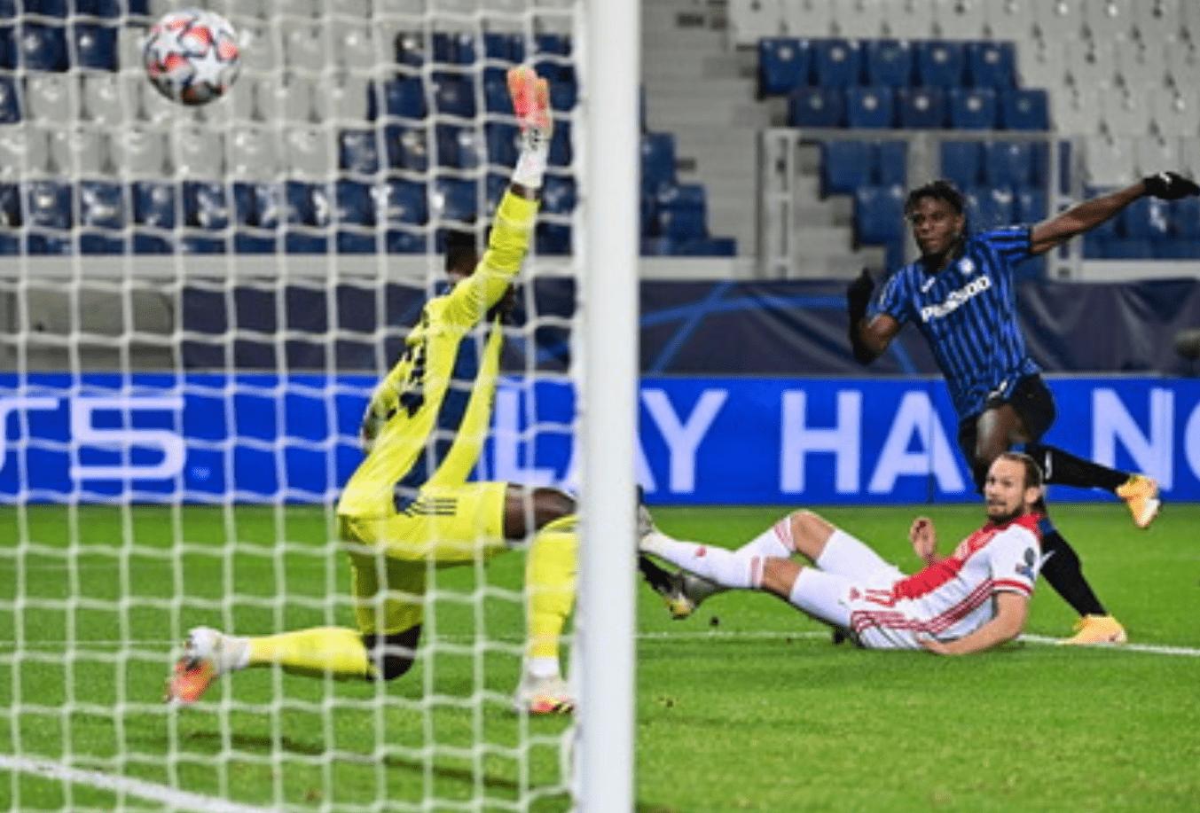 欧冠-波尔图2-0奥林匹亚科斯亚特兰年夜2-2阿贾克斯