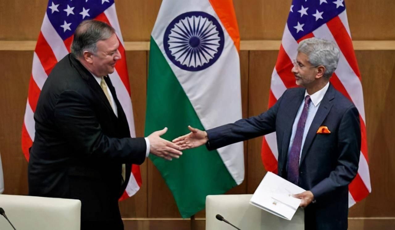 美国和印度签署新的军事协议,意欲何为?