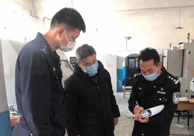 丹东市公安局禁毒支队为企业经营解决难题