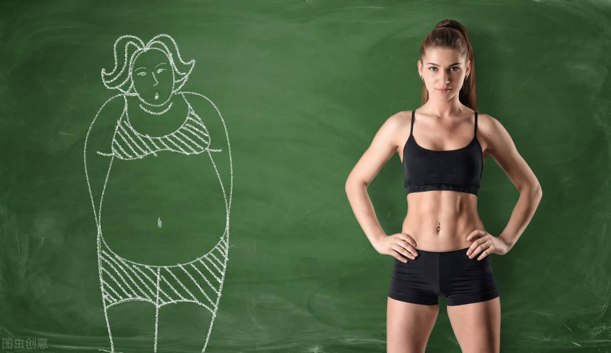 怎样让体脂率快速下降5%?4个方法,帮你减掉多余脂肪!