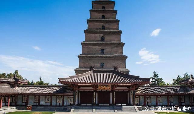 西安最谦逊的景区,距大雁塔3千米,是国家级景区却不要门票