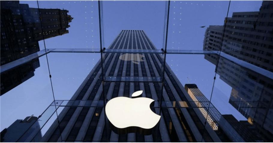 苹果第四财季总营收646.98亿美元,同比增长1%