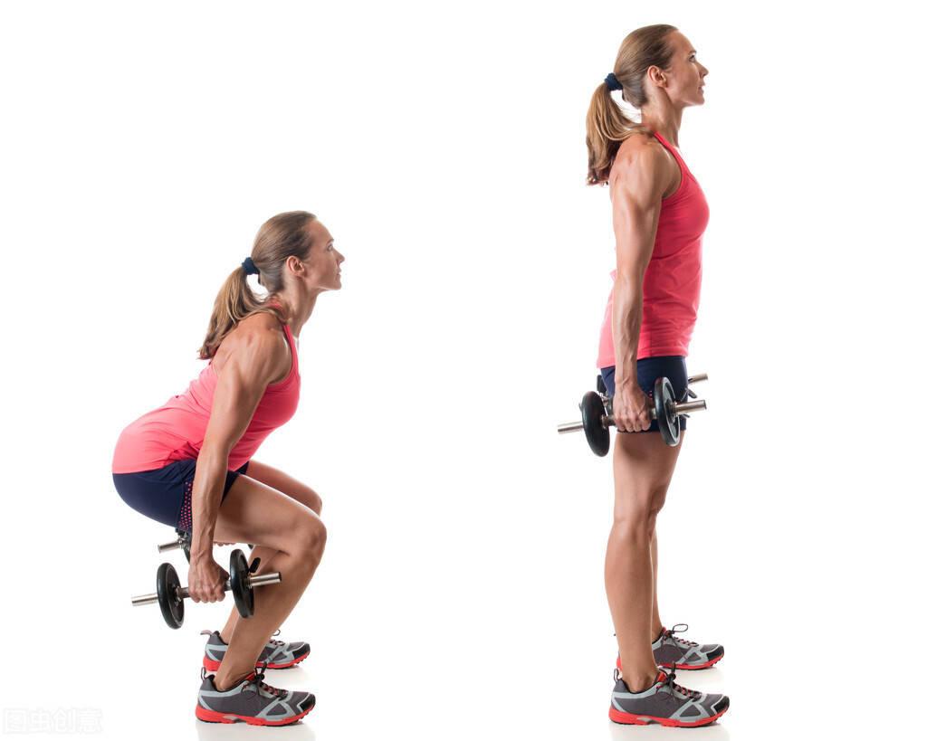 10个深蹲不如一个箭步蹲!箭步蹲的标准动作,你做对了吗?
