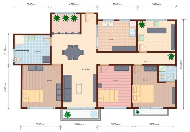 室内设计绘图软件