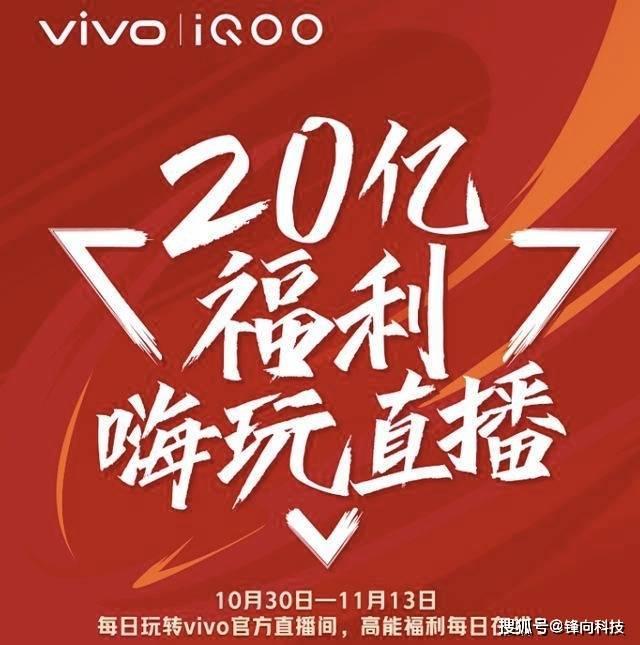 豪华还是奢侈,vivo+iQOO双11直播天团阵容解读