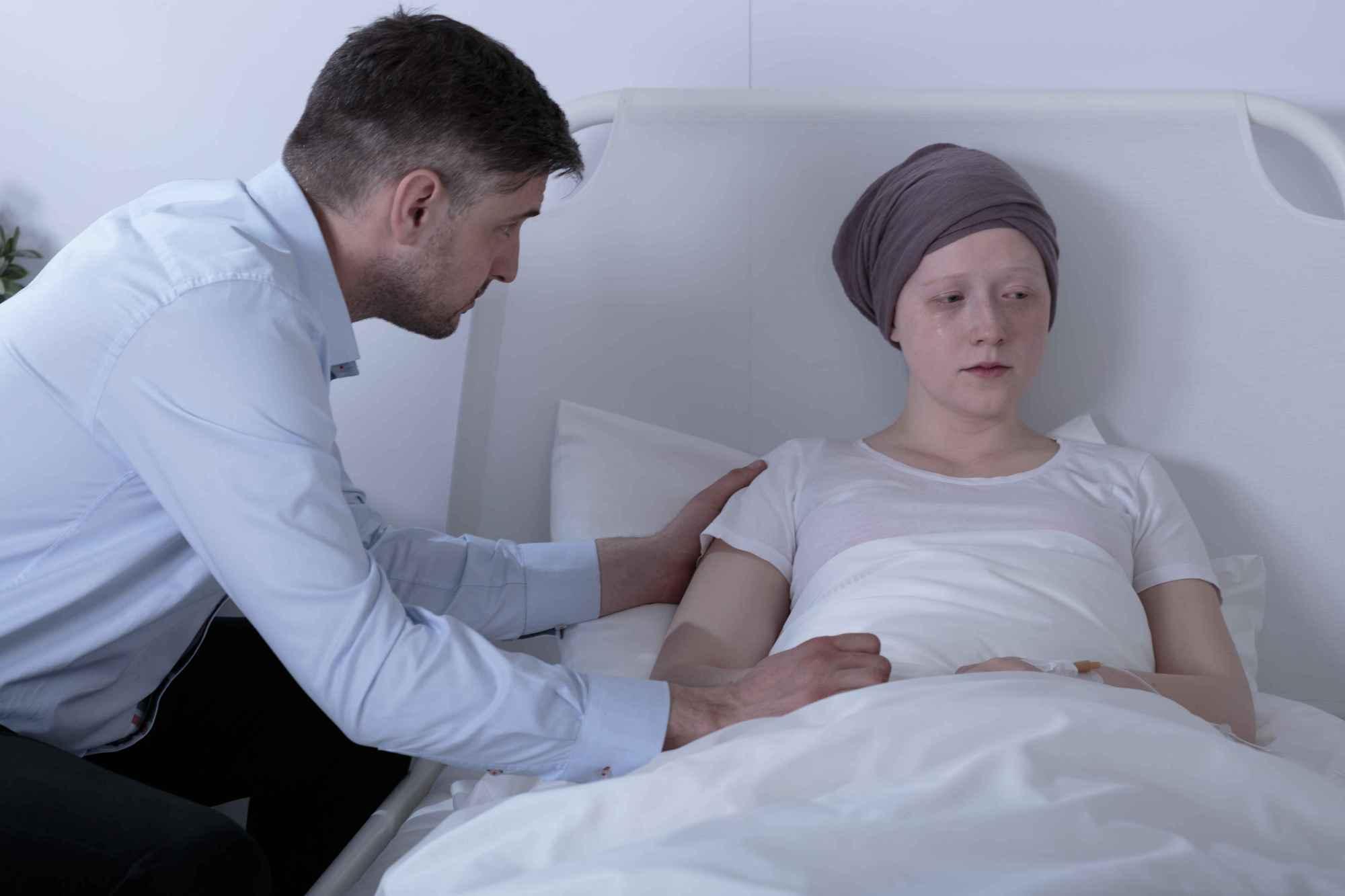 """带瘤生存有4个""""标准"""",符合的人,请继续保持良好心情"""