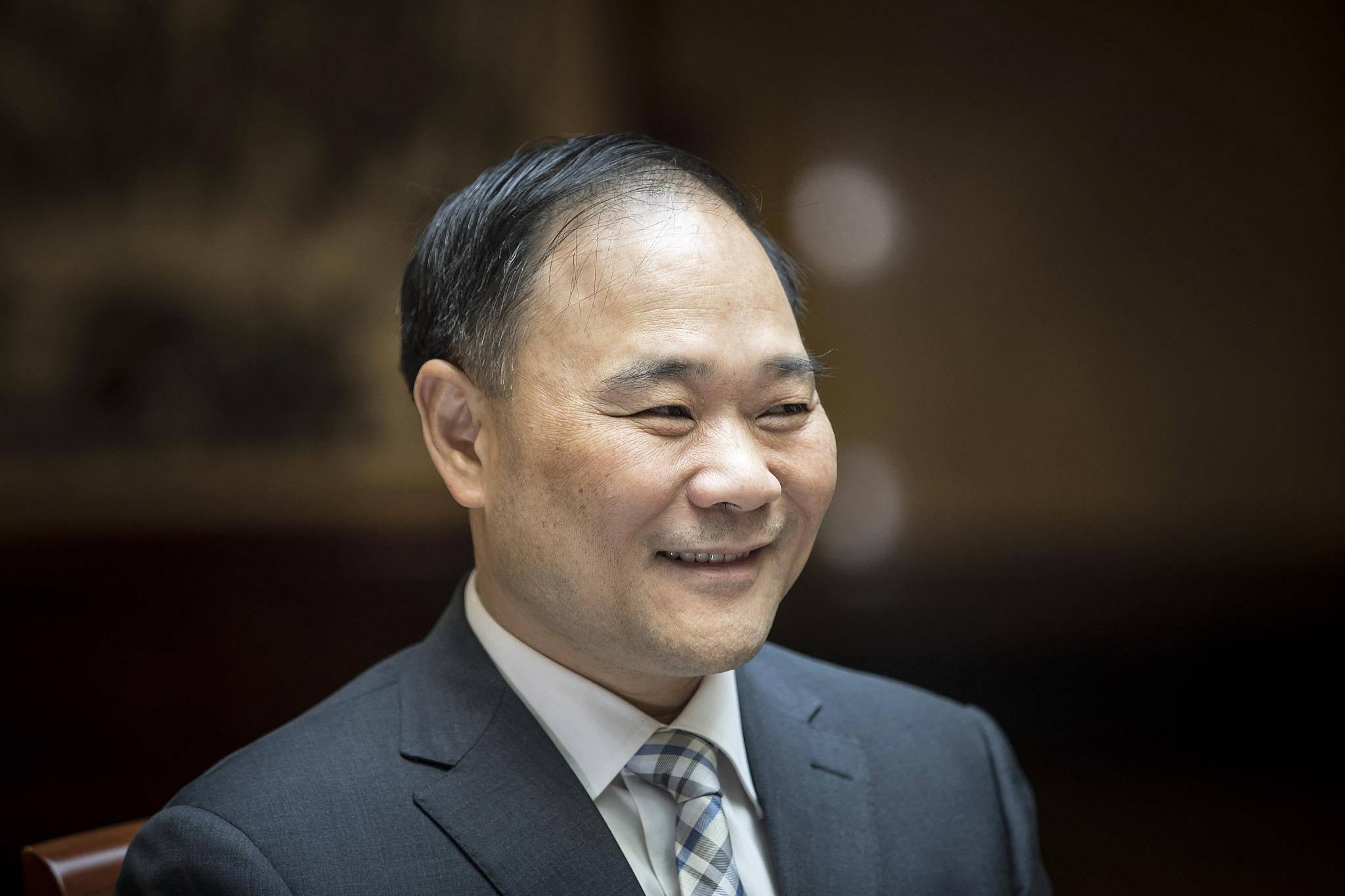 福布斯中国富豪榜:李书福是汽车领域第一生力军