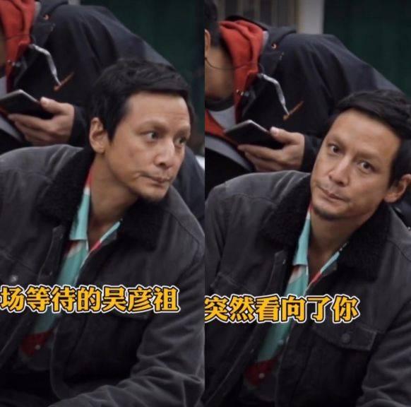 男神老了!46岁吴彦祖近照曝光 面部松弛皱纹明显