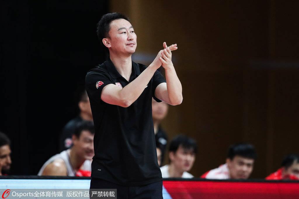 刘维伟:对战绩十分满意 大家还是要摆正位置