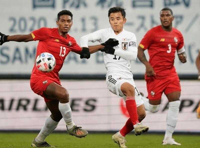 """1-0!全欧班日本又赢了,世界足球比赛日,日本队的""""全旅欧阵型""""再次出战"""