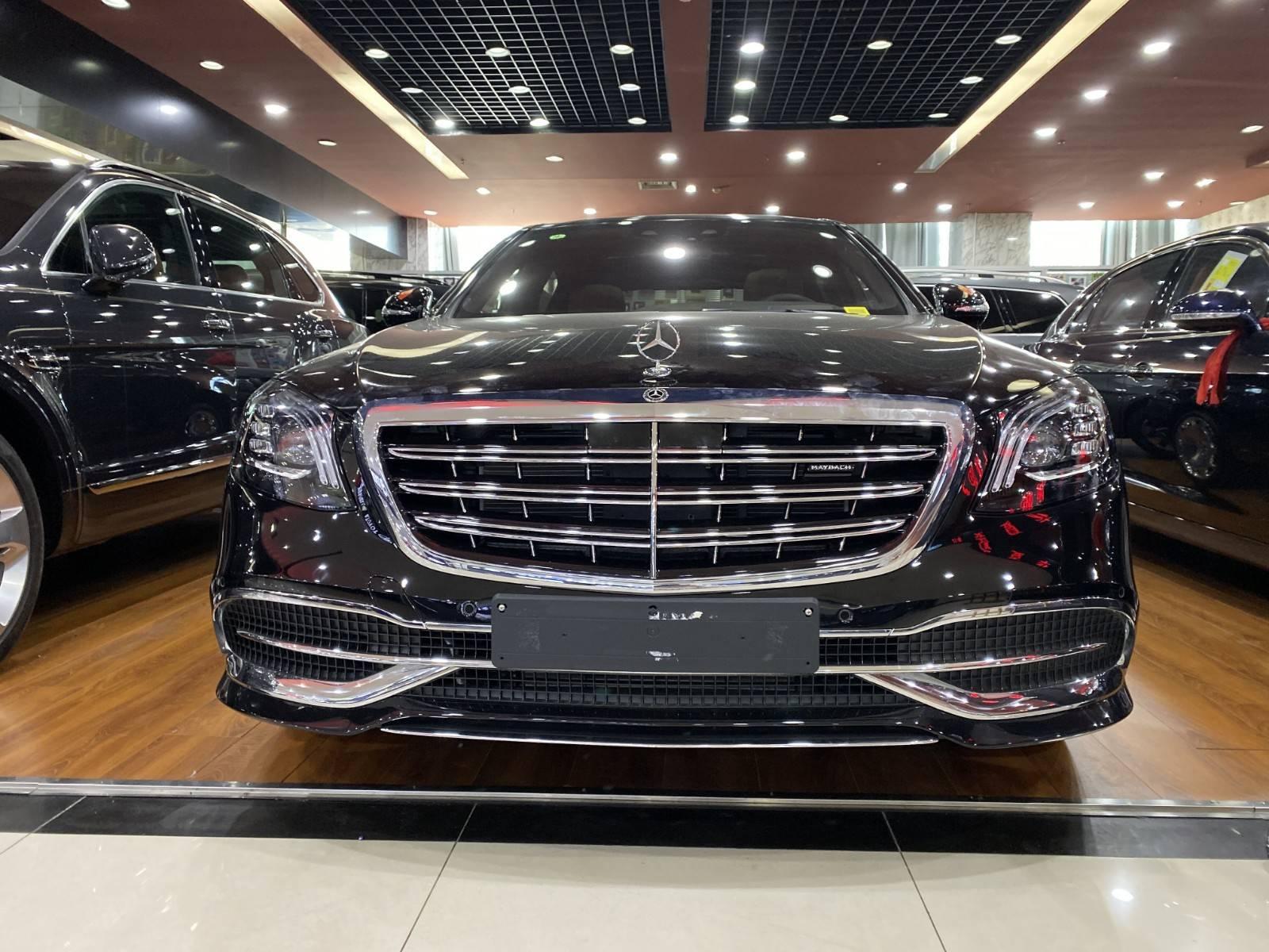 新款奔馳邁巴赫S560頂峰豪華車商務接待轎 津港酬賓惠