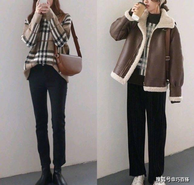 原创              18套秋冬日常穿搭,不挑身材还能穿出气质范,每一套都很实用
