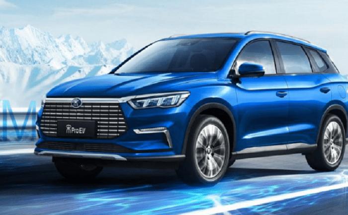 怎么挑原来的新能源SUV,这两个国产品牌都很不错