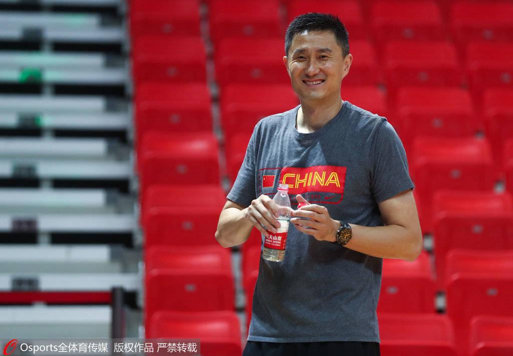 曝中国男篮亚洲杯预选赛或延期 下一年2月在日本举行