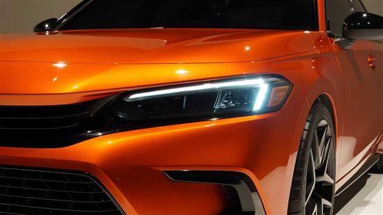 全新思域原型车发布,或将于2021年一季度正式亮相
