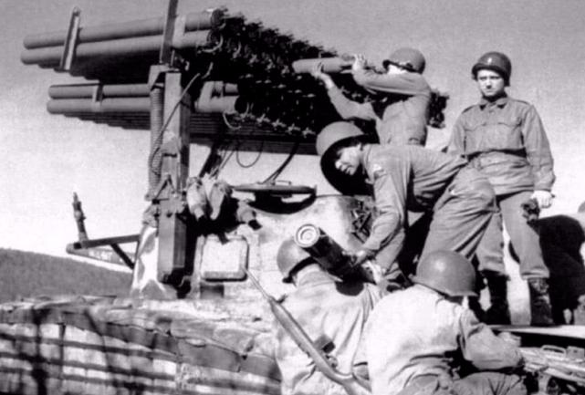 原创   苏联士兵的利器,纳粹德军的噩梦,却被志愿军发扬光大重创美军    第1张