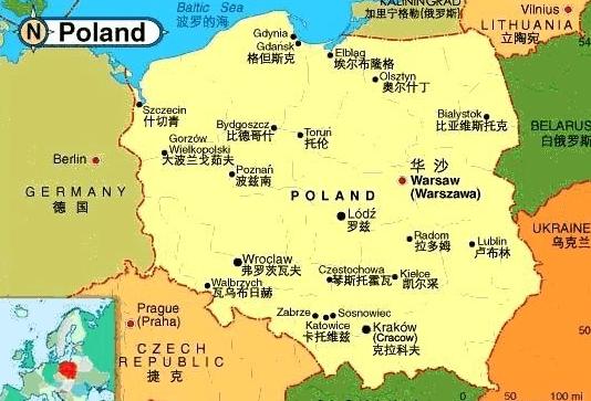 史上数度遭瓜分灭国的波兰,如今军事实力水平如何?