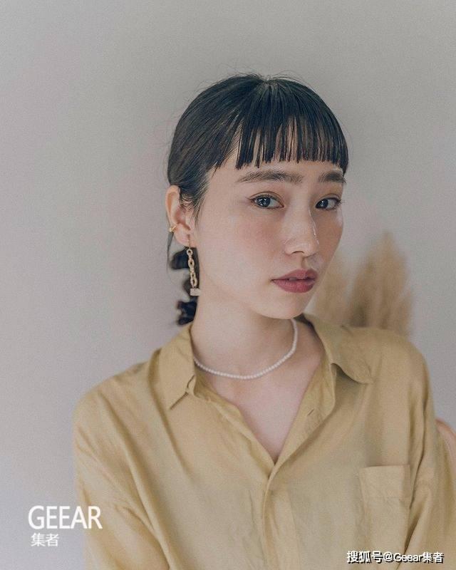 原创             想剪刘海不知该剪哪款?日本男生最爱女生刘海排行榜给你灵感!