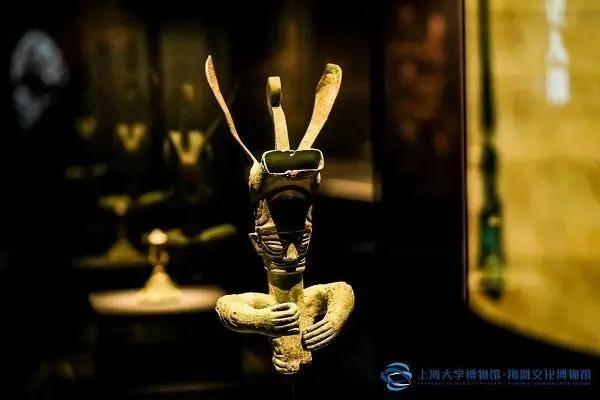 """""""三星堆:人与神的世界""""特展亮相上海大学博物馆"""