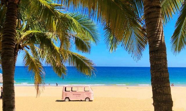 """海南呆呆岛:被誉为""""中国最美无人沙滩"""",却鲜为人知"""