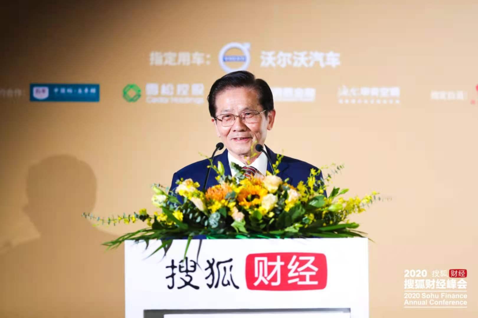 国家统计局原副局长贺铿:疫情不会使经济上来的太慢,明年中国经济增速达8%