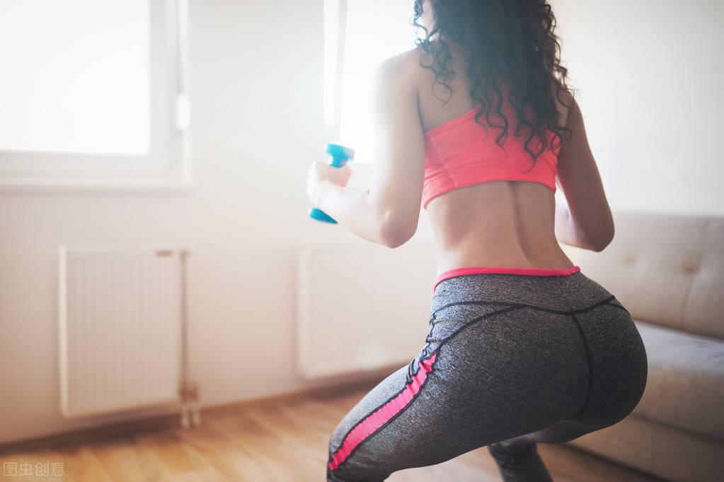 翘臀训练方法:一组臀部训练,雕刻饱满臀型,提高身材曲线