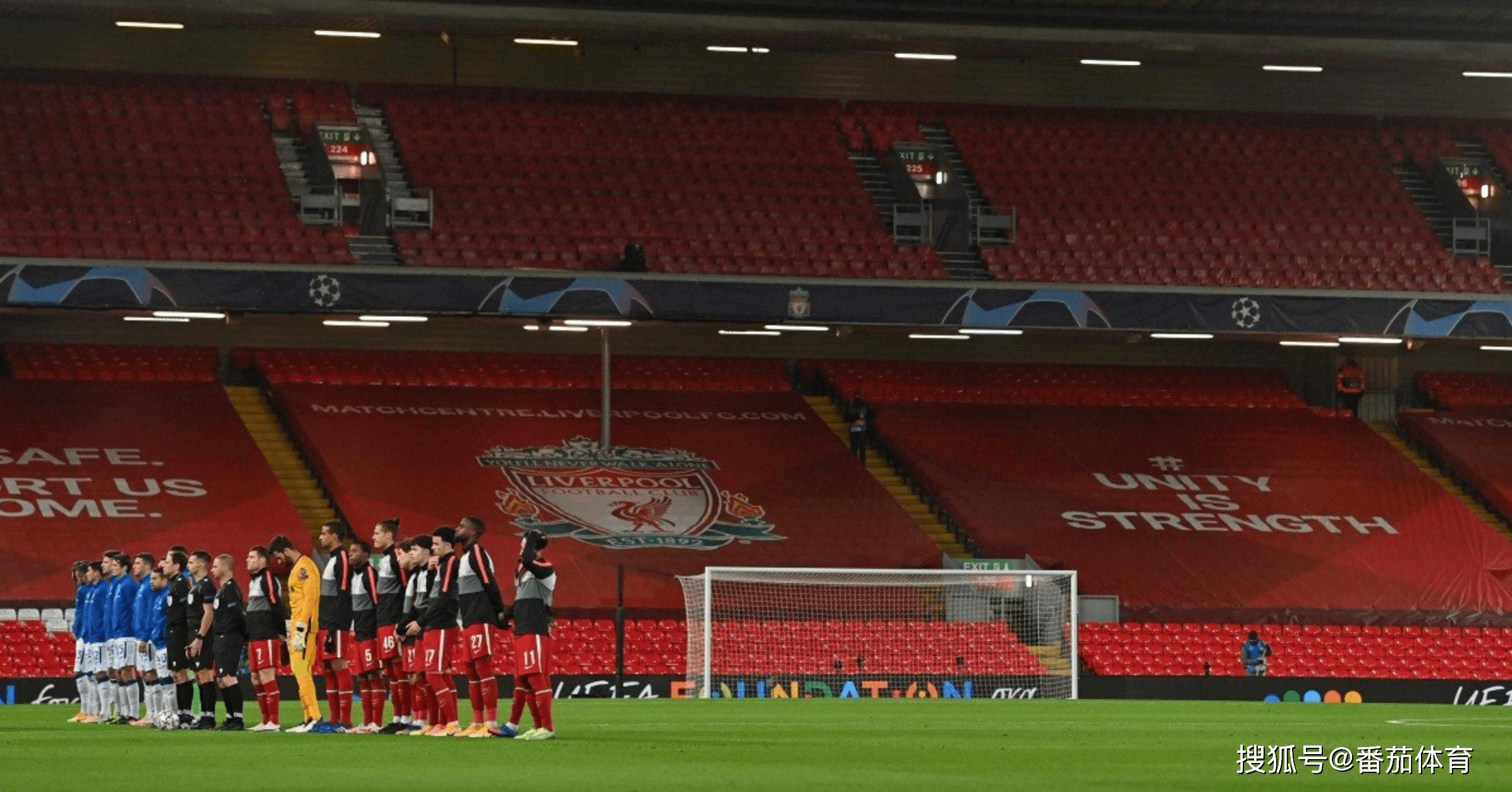 利物浦热刺发布 12月6日联赛球迷可进场
