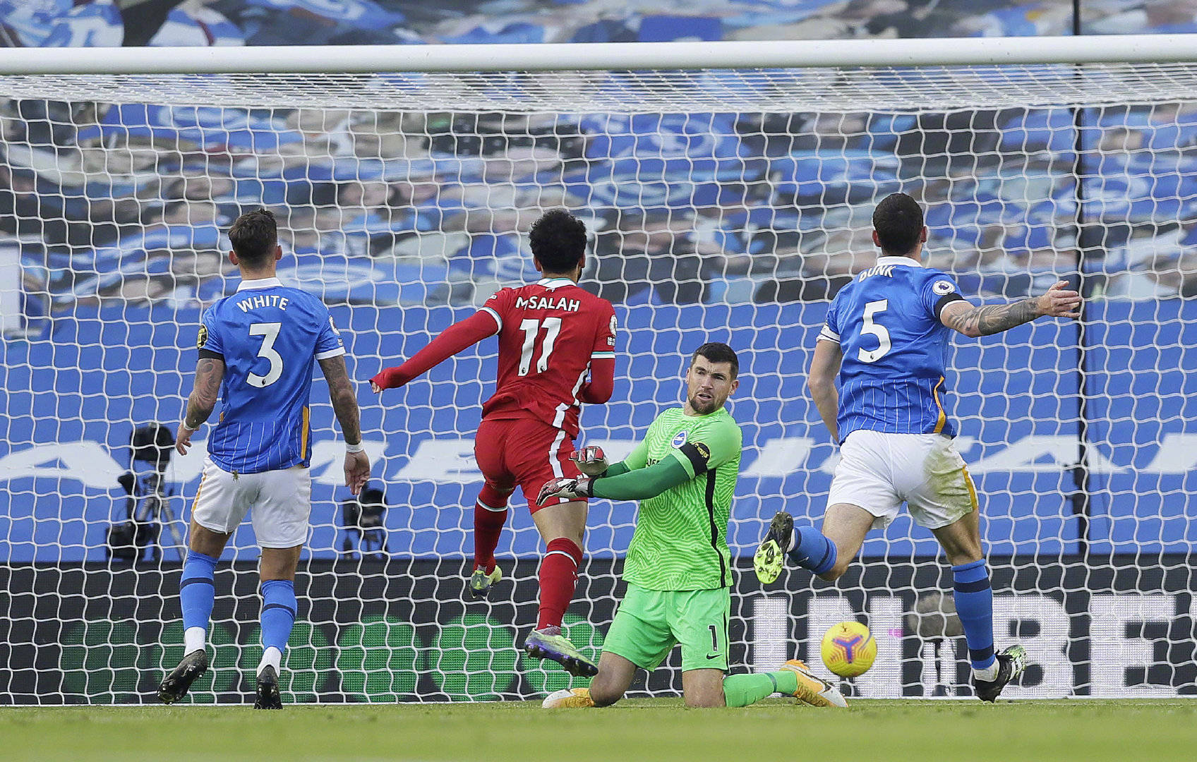 原创             1-1!英超VAR巨大争议,利物浦93分钟被绝平,克洛普无奈苦笑