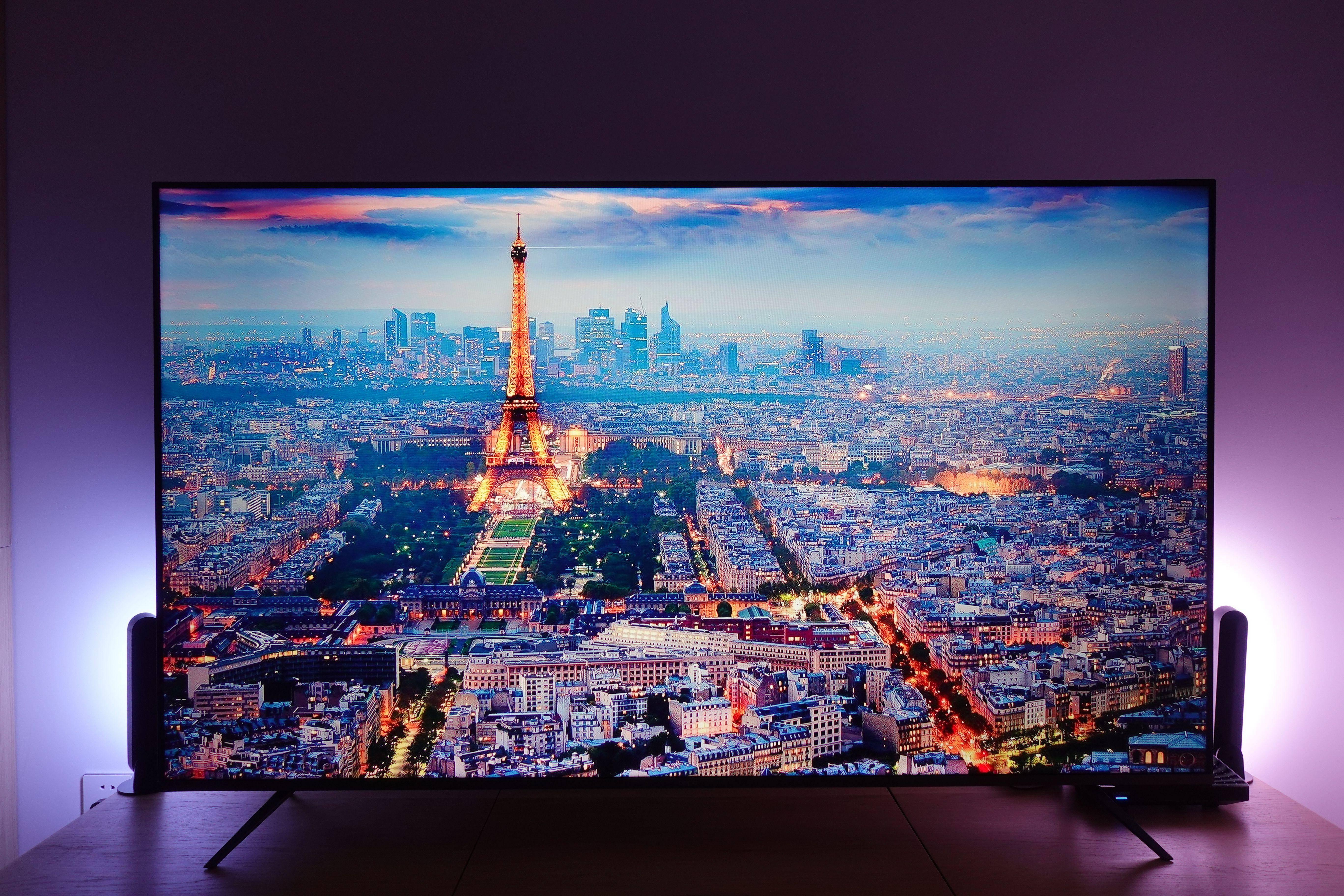 原创             OPPO R1 65寸入手体验,「全家满意」的电视机才叫讲武德