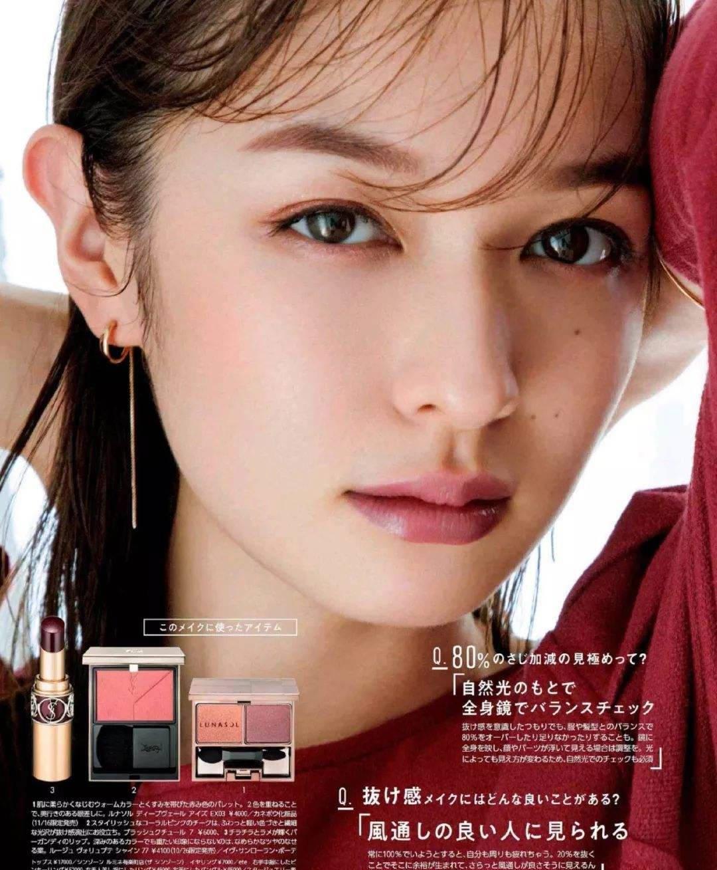 原创             酒红色+棕色才是秋冬最时髦的眼妆,宋祖儿、杨紫画上后太迷人了