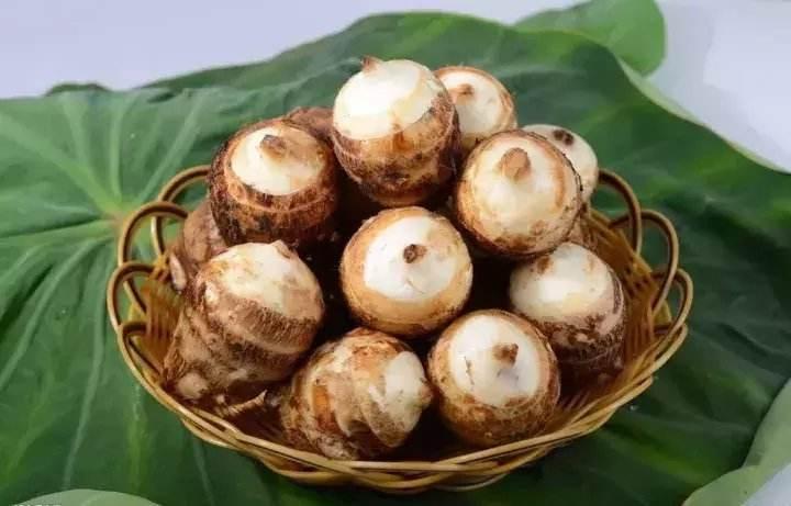 芋头:健脾消食佳品,胃不适者宜多吃