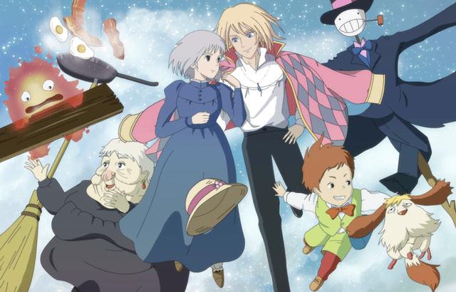 """宫崎骏也""""陷落""""?吉卜力新动画企划《阿雅与魔女》系3D动画  导演为宫崎骏之子"""